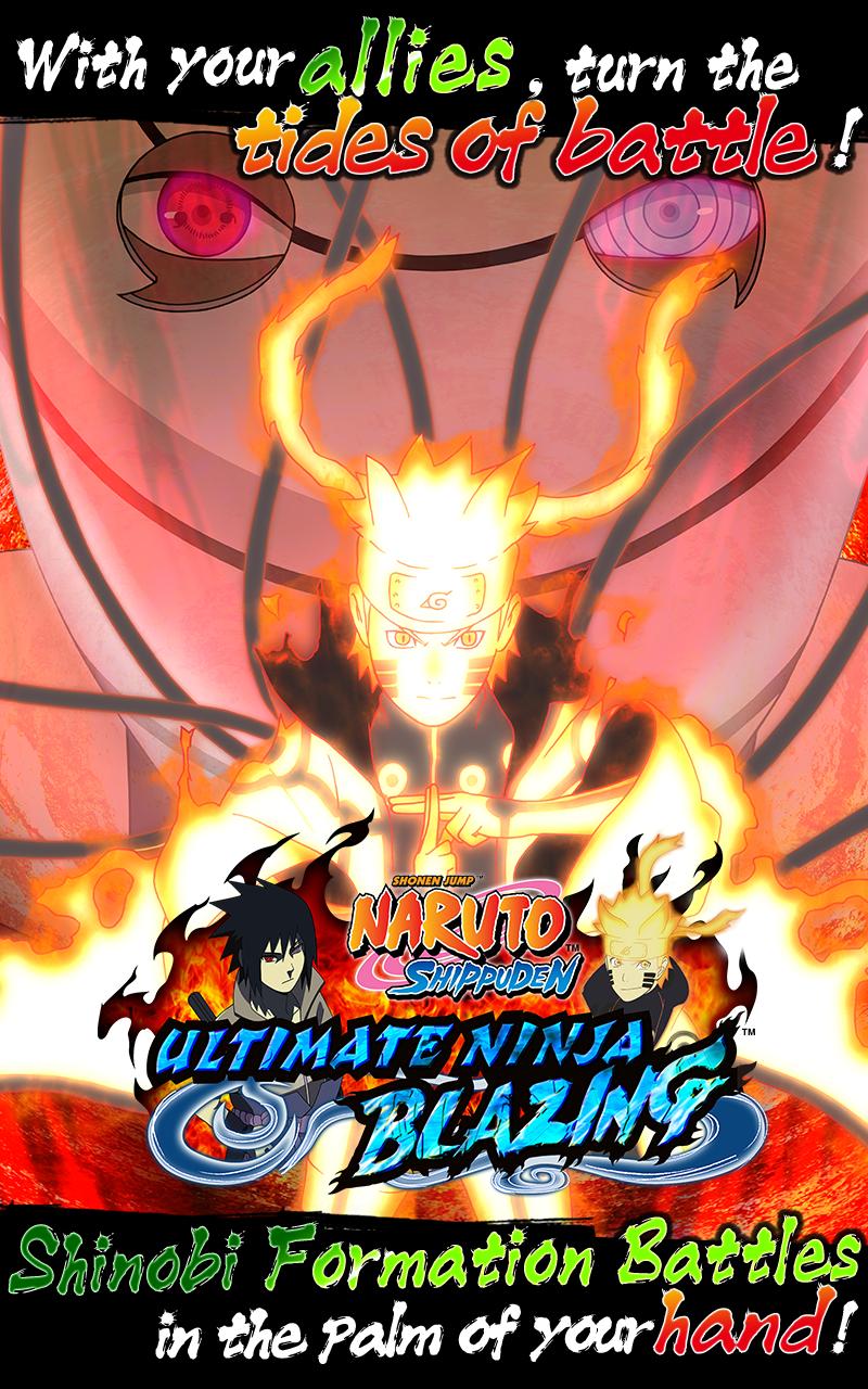 téléchargement de Ultimate Ninja Blazing sur PC et Mac