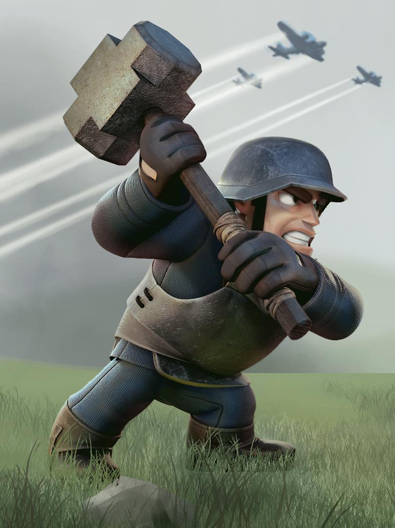 téléchargement de War Heroes Guerre Multijoueur Gratuite sur PC et Mac