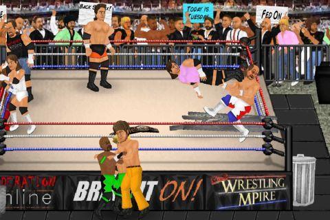 téléchargement de Wrestling Revolution sur PC et Mac