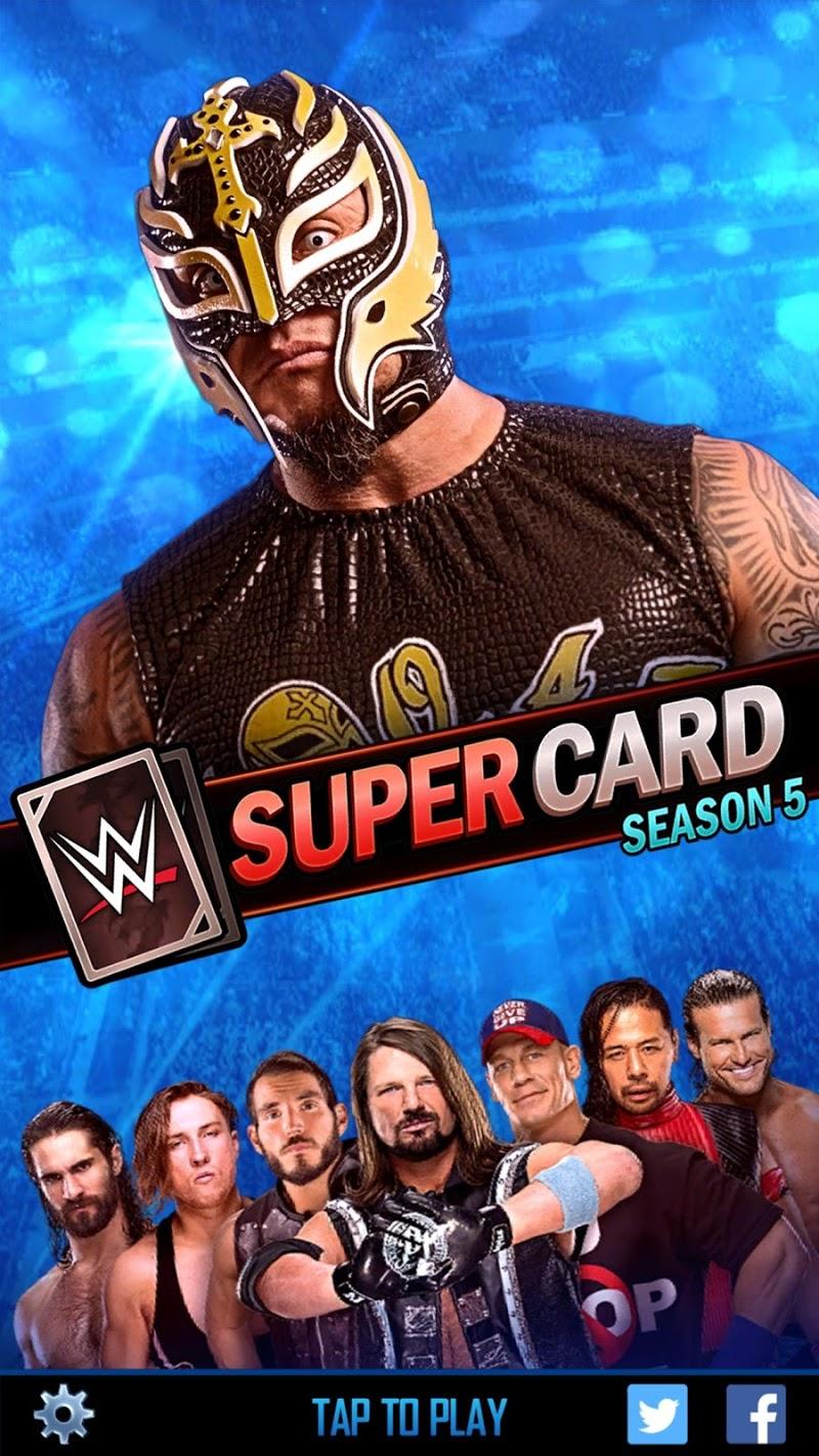 téléchargement de WWE SuperCard Jeu de cartes multijoueur sur PC et Mac