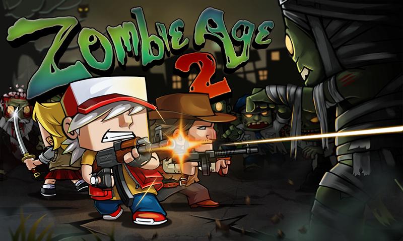 téléchargement de Zombie Age 2 Shadow Gun  sur PC et Mac