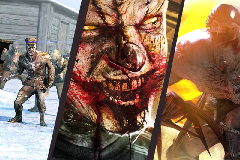 téléchargement de Zombie Call Trigger 3D First Person Shooter Game sur PC et Mac