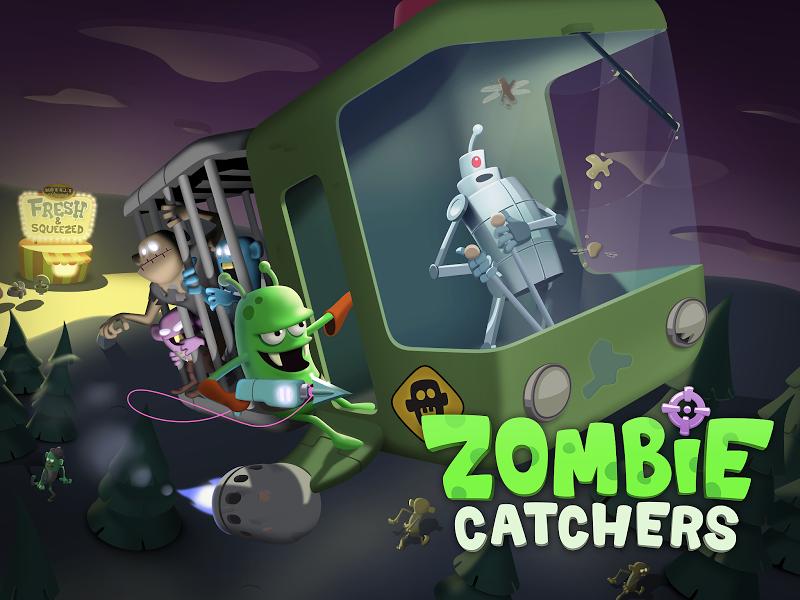 téléchargement de Zombie Catchers sur PC et Mac