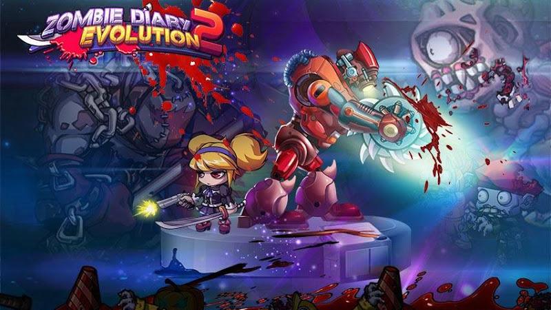 téléchargement de Zombie Diary 2 Evolution sur PC et Mac