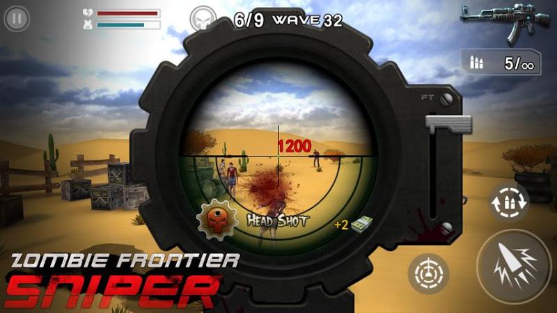 téléchargement de Zombie Frontier Sniper sur PC et Mac