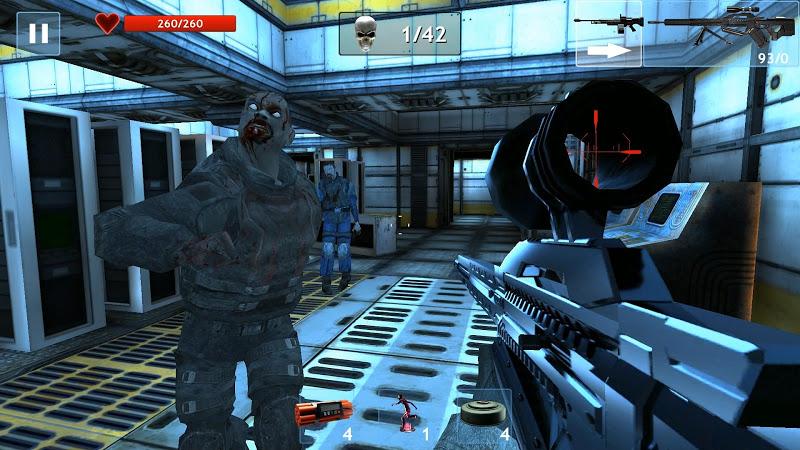 téléchargement de Zombie Objective sur PC et Mac