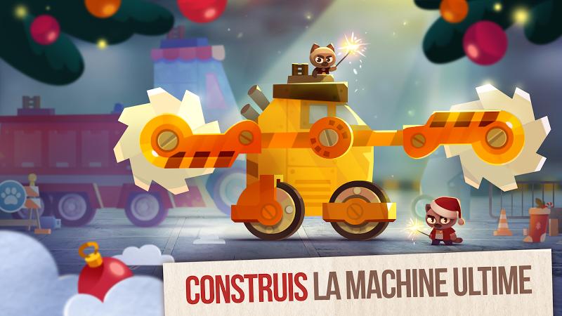 télécharger gratuitement CATS Crash Arena Turbo Stars Robots de combat PC et Mac