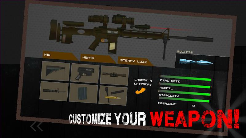 télécharger gratuitement Clear Vision 3 Sniper Shooting Game PC et Mac