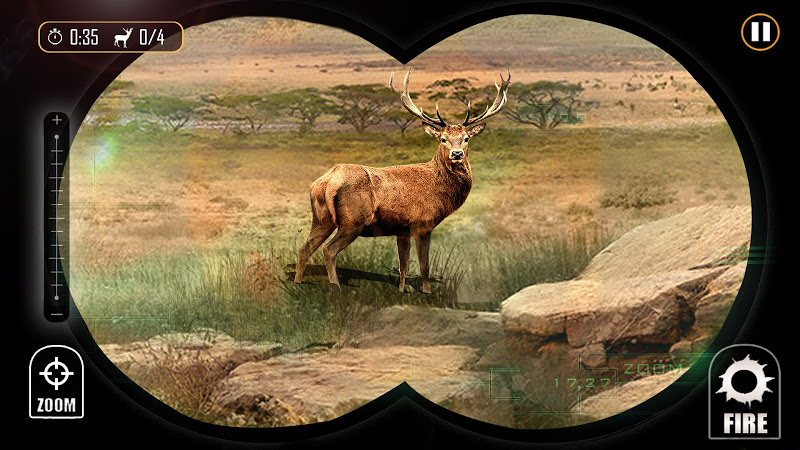 télécharger gratuitement Deer Hunting PC et Mac