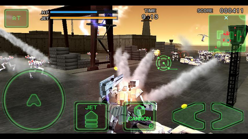 télécharger gratuitement Destroy Gunners SPa PC et Mac