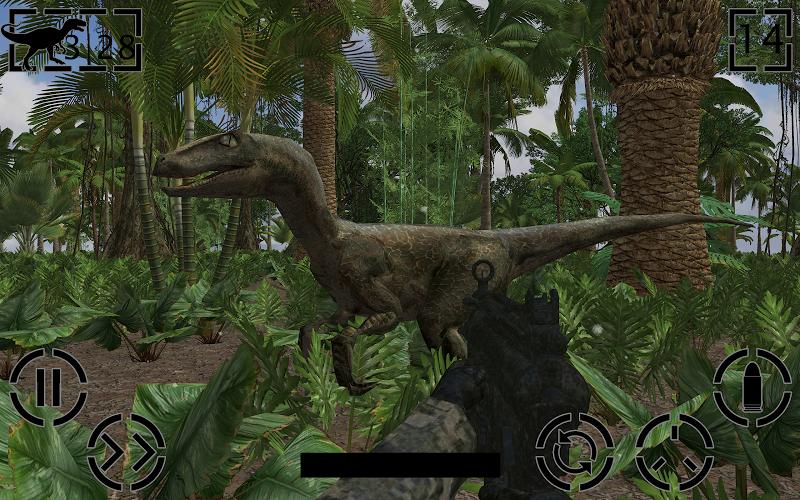 télécharger gratuitement Dinosaur Hunter Survival Game PC et Mac