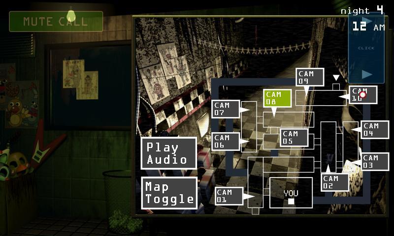 télécharger gratuitement Five Nights at Freddy's 3 PC et Mac