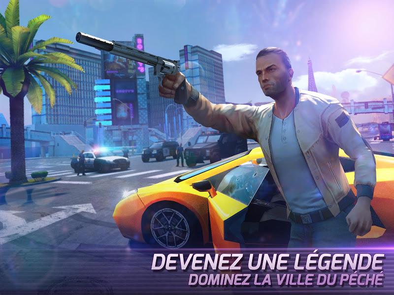 télécharger gratuitement Gangstar Vegas mafia game PC et Mac
