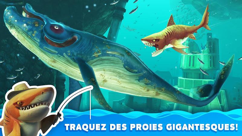 télécharger gratuitement Hungry Shark World PC et Mac
