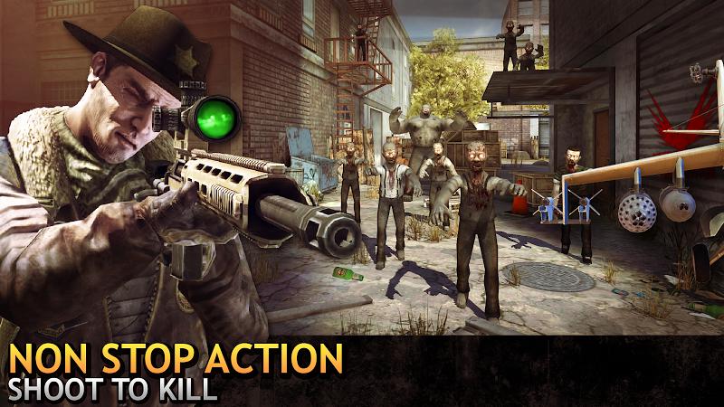 télécharger gratuitement Last Hope Sniper Zombie War Shooting Games FPS PC et Mac