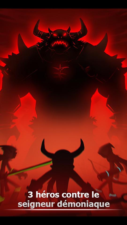 télécharger gratuitement League of Stickman (Dreamsky) Warriors PC et Mac