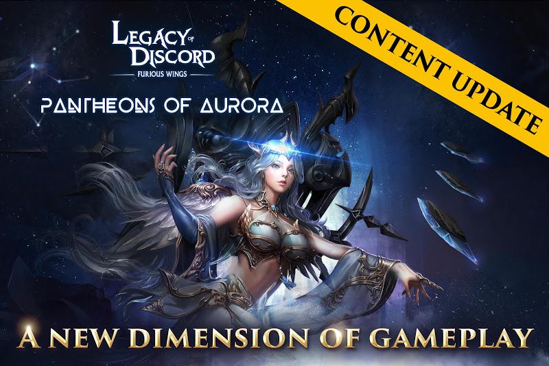 télécharger gratuitement Legacy of Discord FuriousWings PC et Mac