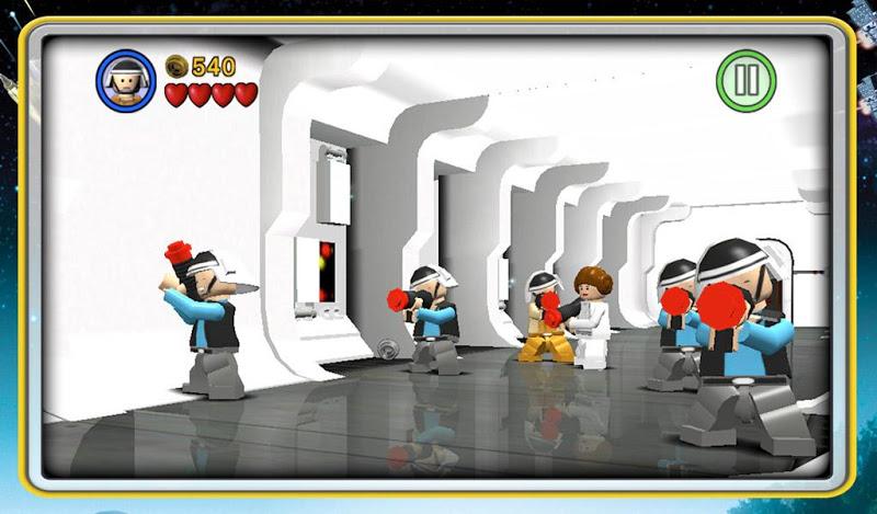 télécharger gratuitement LEGO Star Wars LSC PC et Mac