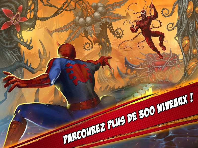 télécharger gratuitement MARVEL Spider Man Unlimited PC et Mac