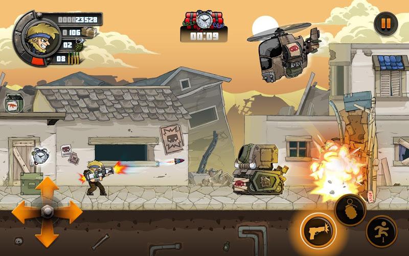 télécharger gratuitement Metal Soldiers 2 PC et Mac