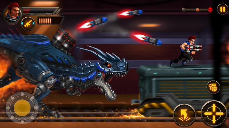 télécharger gratuitement Metal Squad Shooting Game PC et Mac