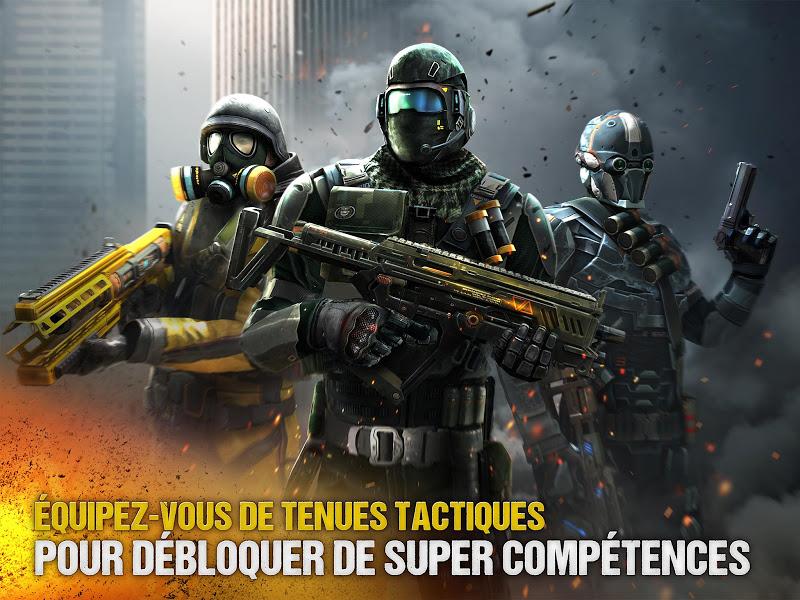 télécharger gratuitement Modern Combat 5 eSports FPS PC et Mac