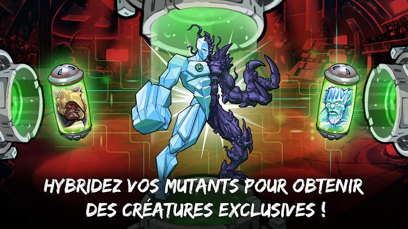 télécharger gratuitement Mutants Genetic Gladiators PC et Mac