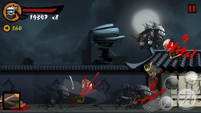 télécharger gratuitement Ninja Revenge PC et Mac