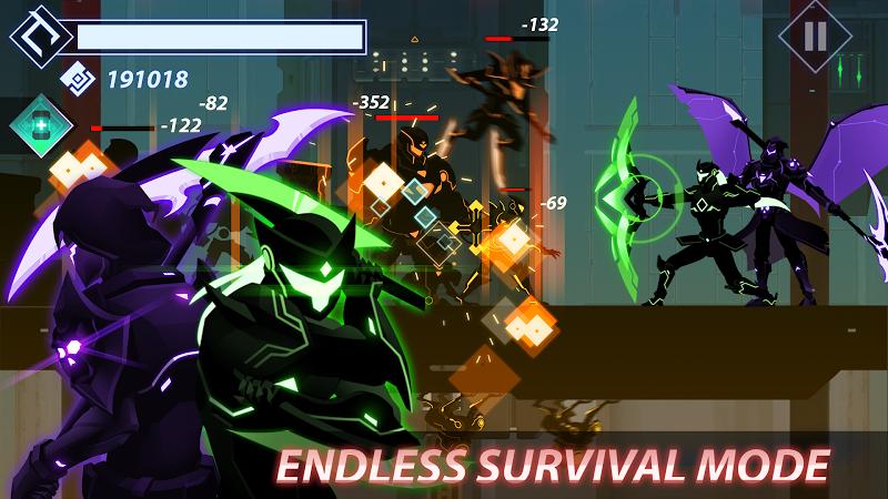 télécharger gratuitement Overdrive Ninja Shadow Revenge PC et Mac