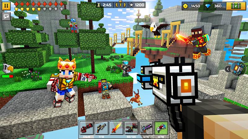 télécharger gratuitement Pixel Gun 3D Survival shooter  PC et Mac