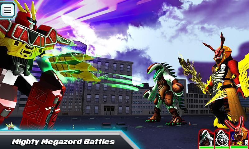 télécharger gratuitement Power Rangers Dino Charge PC et Mac