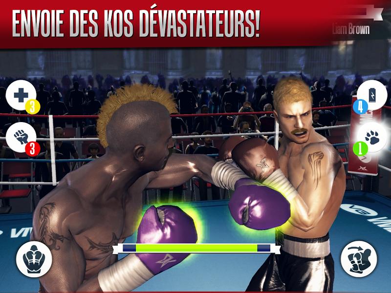 télécharger gratuitement Real Boxing PC et Mac