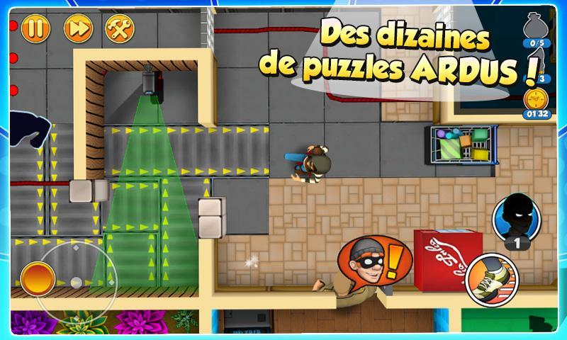 télécharger gratuitement Robbery Bob 2 Double Trouble PC et Mac