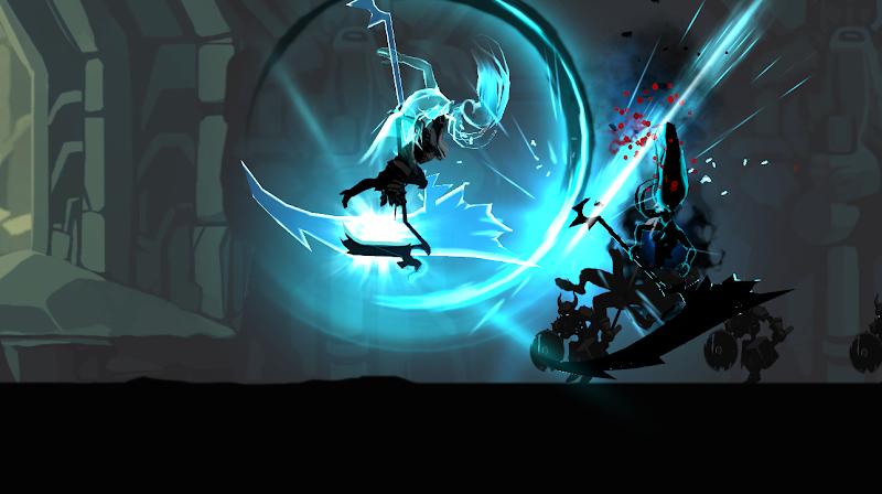 télécharger gratuitement Shadow of Death Stickman Fighting Offline Game PC et Mac