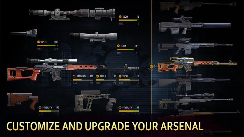 télécharger gratuitement Sniper Arena Jeu de tir en JcJ PC et Mac