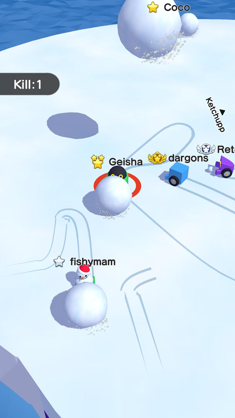 télécharger gratuitement Snowball.io PC et Mac