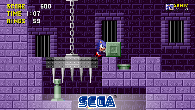 télécharger gratuitement Sonic the Hedgehog Classic PC et Mac