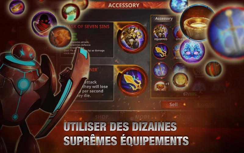 télécharger gratuitement Stickman Legends Guerre Des Ombres Jeu de combat PC et Mac