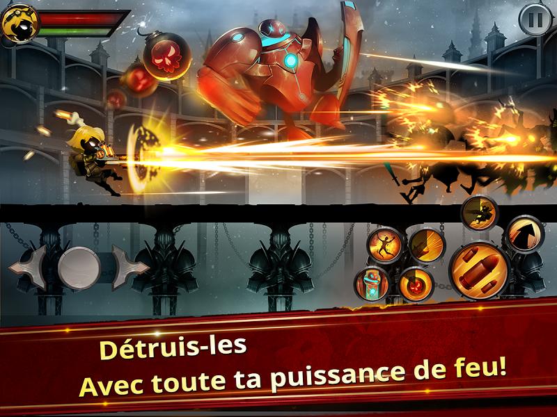 télécharger gratuitement Stickman Legends Shadow Warrior Jeu de combat RPG PC et Mac