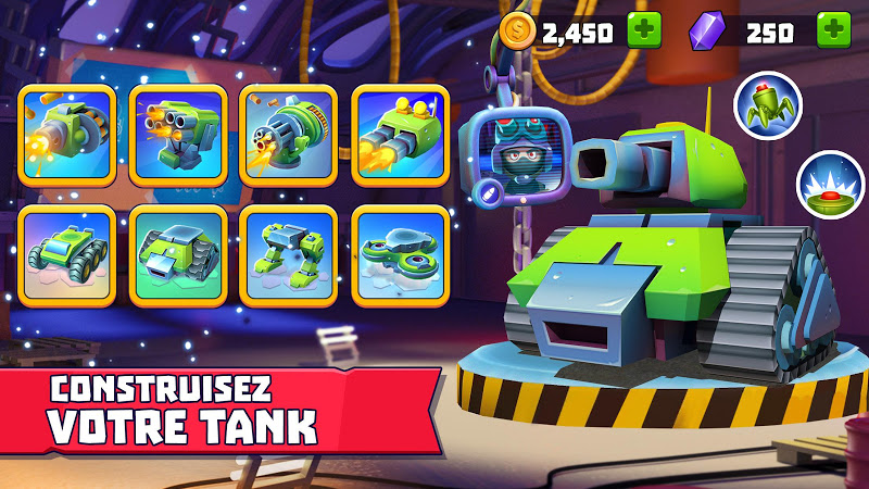 télécharger gratuitement Tanks A Lot! Realtime Multiplayer Battle Arena PC et Mac
