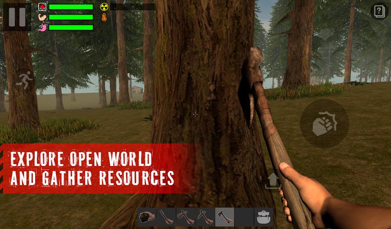 télécharger gratuitement The Survivor Rusty Forest PC et Mac