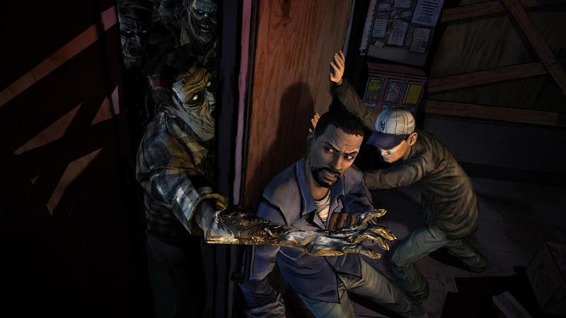 télécharger gratuitement The Walking Dead Season One PC et Mac