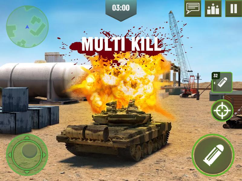 télécharger gratuitement War Machines Jeux de Guerre de Tank Gratuit PC et Mac