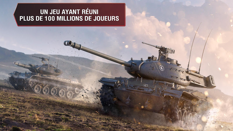 télécharger gratuitement World of Tanks Blitz PC et Mac