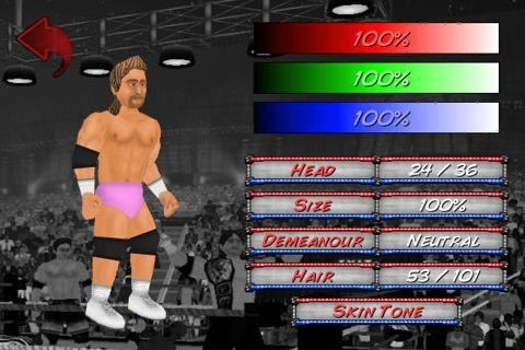 télécharger gratuitement Wrestling Revolution PC et Mac