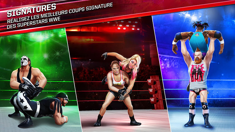 télécharger gratuitement WWE Mayhem PC et Mac