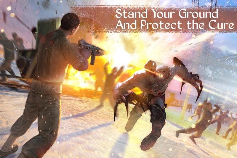 télécharger gratuitement Zombie Call Trigger 3D First Person Shooter Game PC et Mac