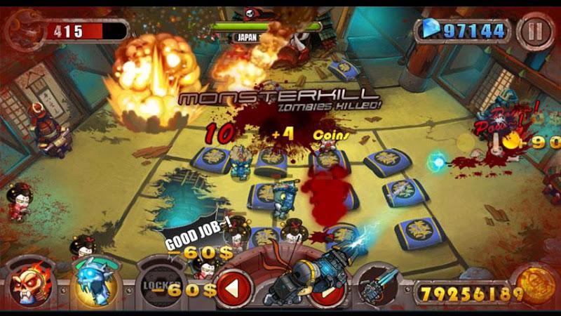télécharger gratuitement Zombie Evil PC et Mac