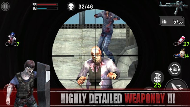 télécharger gratuitement Zombie Frontier Sniper PC et Mac