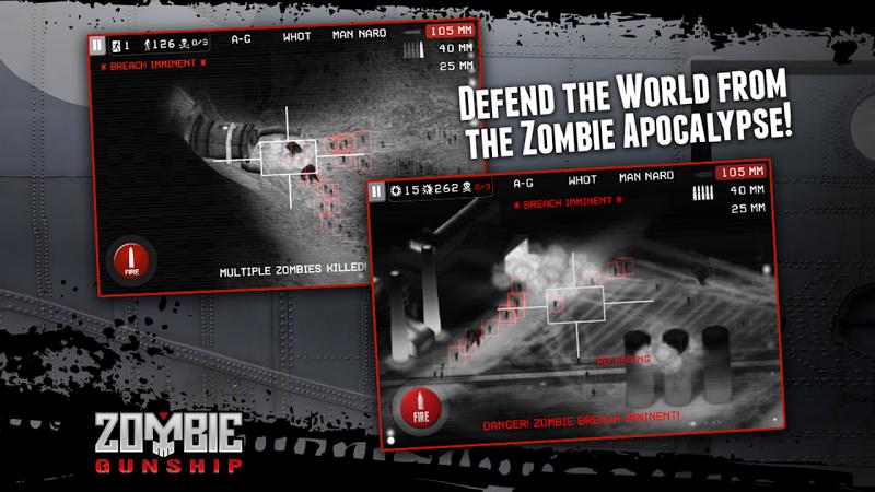 télécharger gratuitement Zombie Gunship PC et Mac